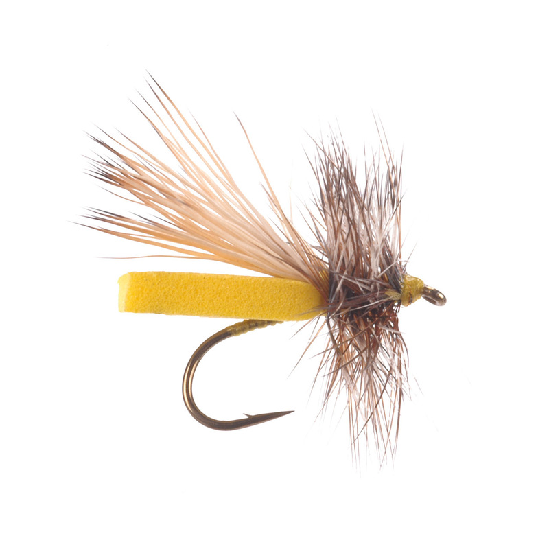 Yellow Neversink Caddis