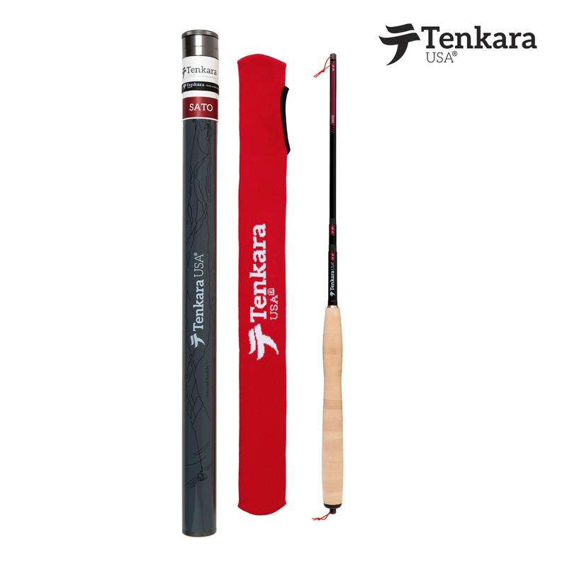 Tenkara USA Sato Rod with Sock and Tube