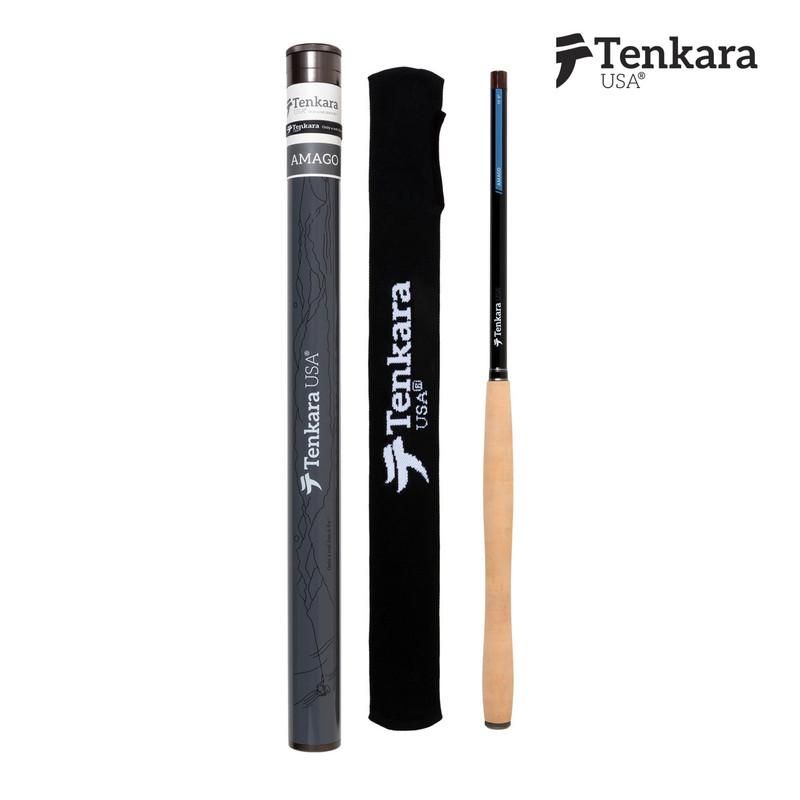 Tenkara USA Imago Rod, Sock and Tube