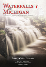 Waterfalls of Michigan - Book 3