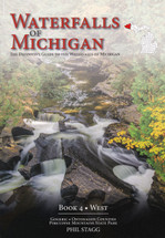 Waterfalls of Michigan - Book 4