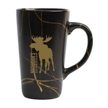 Michigan's Keweenaw Moose Mug