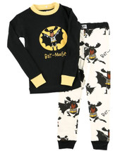 Bat-Moose Kids PJ Set