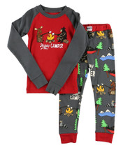Happy Camper Kids PJ Set