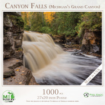 Canyon Falls Puzzle