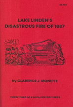 Lake Linden's Disastrous Fire of 1887