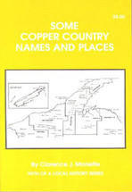 Some Copper Country Names and Places