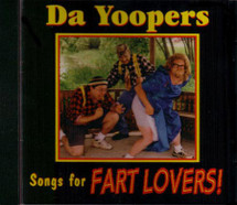 Da Yoopers: Songs for Fart Lovers