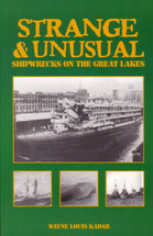 Strange & Unusual Shipwrecks on the Great Lakes
