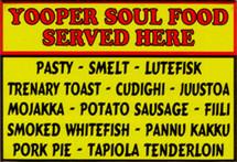 Yooper Soul Food Magnet