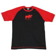 Classic Moose Red Unisex Tee