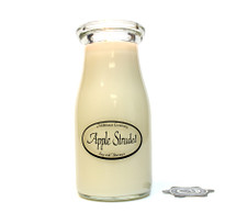 Half-Pint Milk Bottle Candle