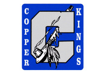 Calumet Copper Kings Sticker