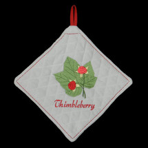 Thimbleberry Hot Pad