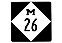 M26 Bumper Sticker