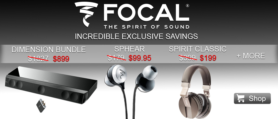 Focal Promotions