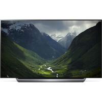 """LG OLED 77C8PUA 4K HDR Smart AI OLED TV w/ ThinQ - 77"""" Class (76.8"""" Diag)"""