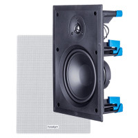 Paradigm CS-160 v3 In-Wall Speakers in Paintable White (Pair)