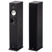 Paradigm Monitor 7 v7 Floorstanding Speakers in Black Ash (Pair)