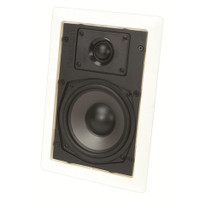 Paradigm PV-150 In-Wall Speakers in White Paintable