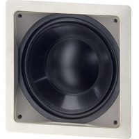 Paradigm PCS-80SQ Square In Wall Subwoofer in Paintable White