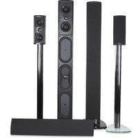 Definitive Technology Mythos STS 5.1 Speaker System in Black Gloss