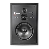"""Revel W990 9"""" In-wall Speaker"""