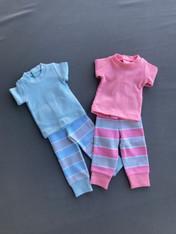 Spring Pj Doll Pink/Blue