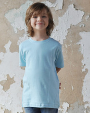 Boys Short Sleeve LIGHT BLUE Tee