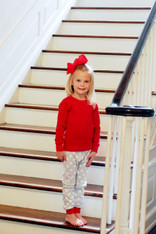 Childrens-Christmas  Polkadot PJ