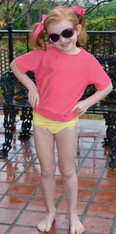 Rash Guard HOT PINK Swim Tee