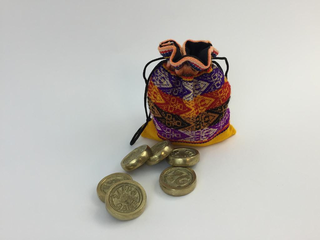 Sapo Game - Peruvian Frog Game - Backyard Coin Toss Game
