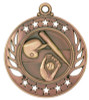 Baseball Galaxy Medal