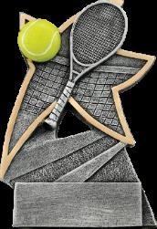Tennis Jazz Star Resin
