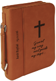 Leather Closebale Bible & Book Cover