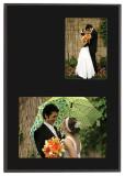 Double Picture 9x13 Plaque
