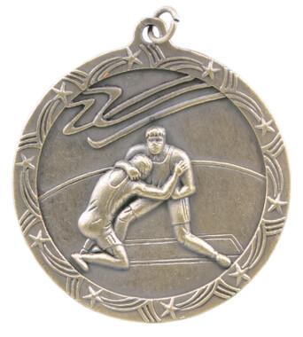 Wrestling Shooting Star Medal