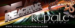 Reptile Emporium and RE Acrylic Displays