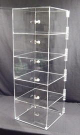 5 Section Tower Show Display - 12 Inch