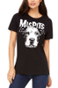 MISPITS Ladies' Relaxed Jersey Short-Sleeve T-Shirt