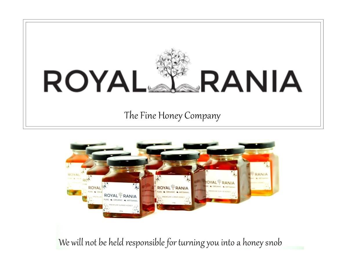 Royal Rania Organic Sidr  Honey From Yemen