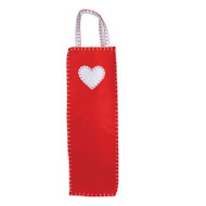 Heart Wine Bag