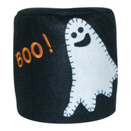 Boo! Toilet Paper Roll Cover