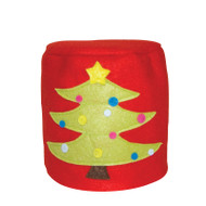 Christmas Tree Toilet Paper Cover