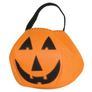 Punkin Head Trick or Treat Bucket