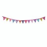 Pastel Happy Birthday Banner