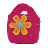 Groovy Fuschia Treat Bag