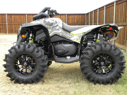can am renegade extreme snorkel kit 2015 500 800 1000 r x xc and power steering redneck. Black Bedroom Furniture Sets. Home Design Ideas