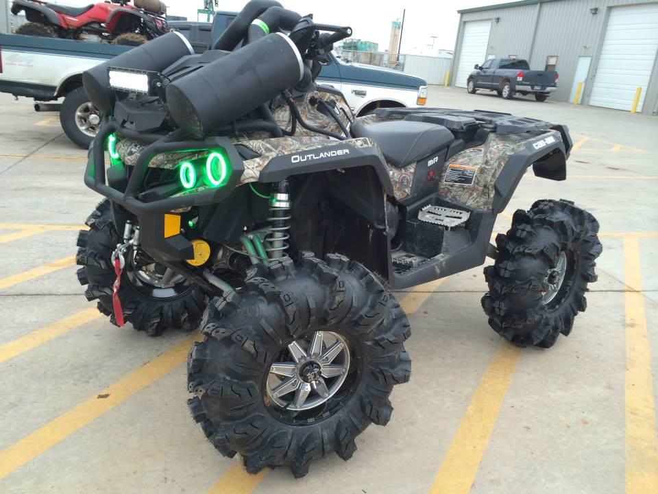 Atv lift kit