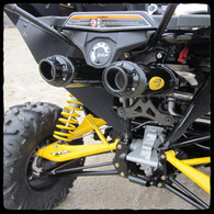 Barkers Exhaust CAN AM MAVERICK 1000 UTV 3/4 DUAL EXHAUST SYSTEM
